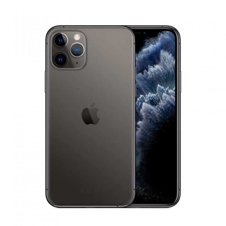 Смартфон Apple iPhone 11 Pro Max 256Gb Black