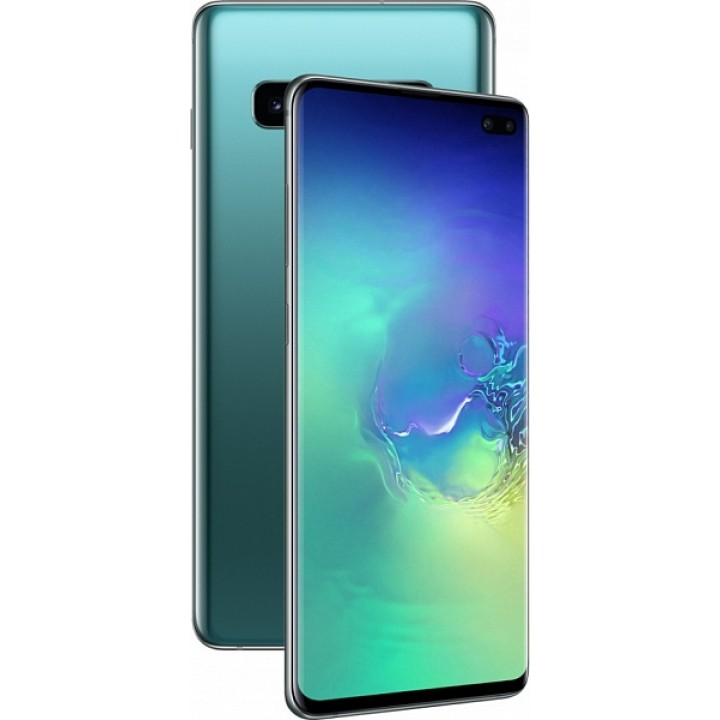 Смартфон Samsung Galaxy S10+  8GB/128GB Prism Green