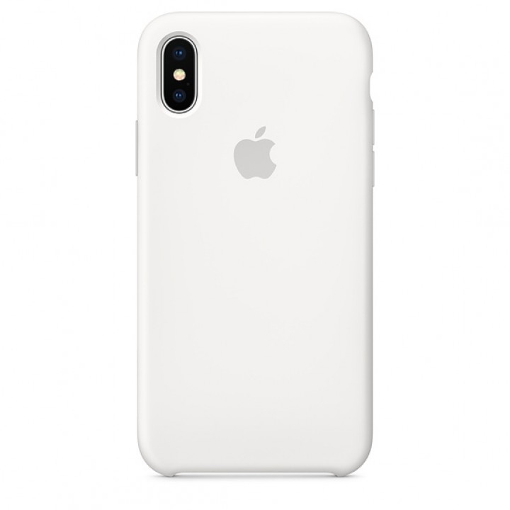 Чехол Apple Silicone Case для iPhone X