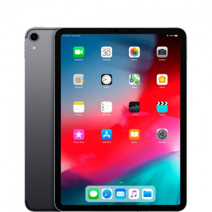 "Apple iPad Pro 11"" 256GB  серебро / серый космос"